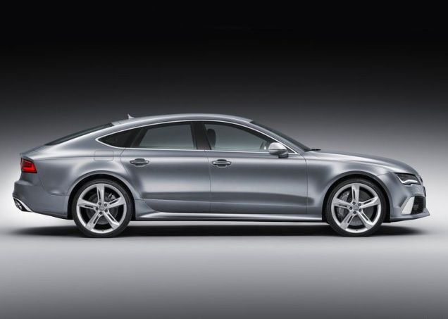 2014 Audi RS7 Sports Coupe 3