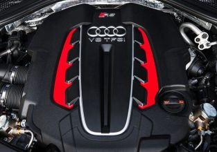 2014 Audi RS7 Sports Coupe 9