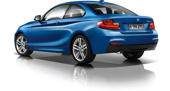 2014 BMW 2-Series Coupe Picture