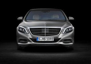 2014 Mercedes Benz S-Class Luxury Saloon 7