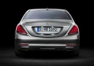2014 Mercedes Benz S-Class Luxury Saloon 8