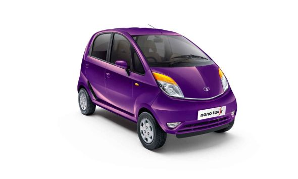 Tata Nano Twist used as an illustration pic