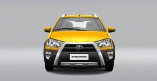 2014 Toyota Etios Cross 1