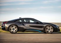 2015 BMW i8 Hybrid Super Car 2