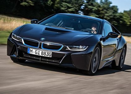 2015 BMW i8 Hybrid Super Car 6