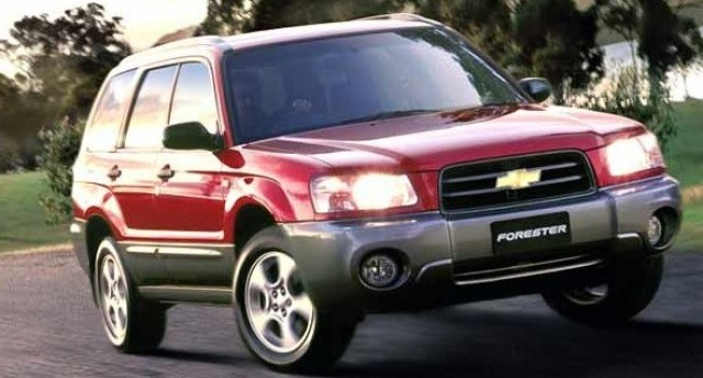 Chevrolet Forester