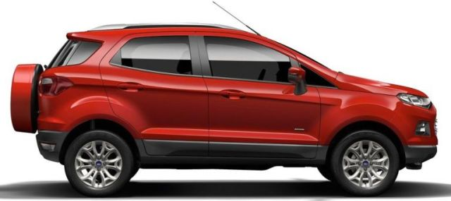 Ford Ecosport Featured