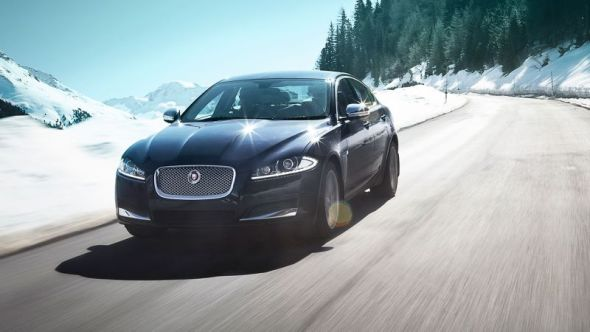 Jaguar XF 2.0 Petrol Luxury Sedan Pic