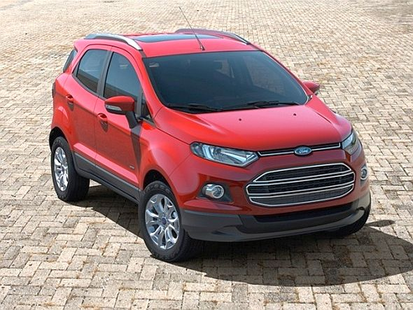 2014 Ford EcoSport Crossover Image