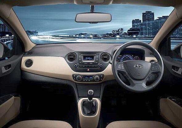 Hyundai Xcent Compact Sedan Photo