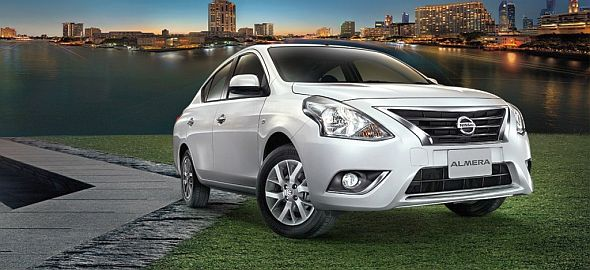 2014 Nissan Sunny Sedan Facelift Picture