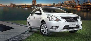 2014 Nissan Sunny Sedan Facelift 1