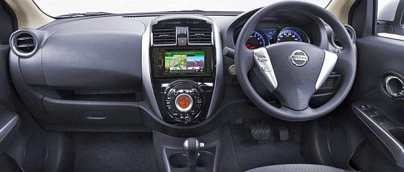 2014 Nissan Sunny Sedan Facelift 2