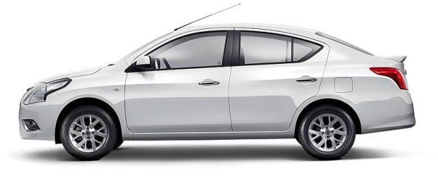 2014 Nissan Sunny Sedan Facelift 3