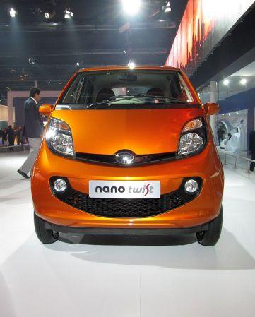2014 Tata Nano Twist Active 1