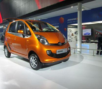 2014 Tata Nano Twist Active 4