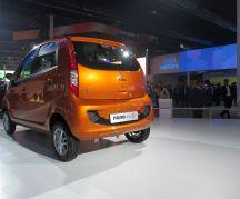 2014 Tata Nano Twist Active 5