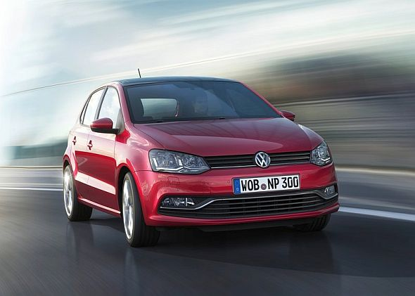 Volkswagen Polo Facelift Pic