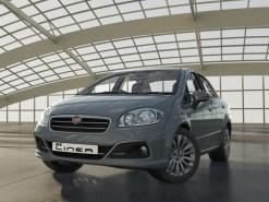 Fiat Linea Facelift Sedan 5