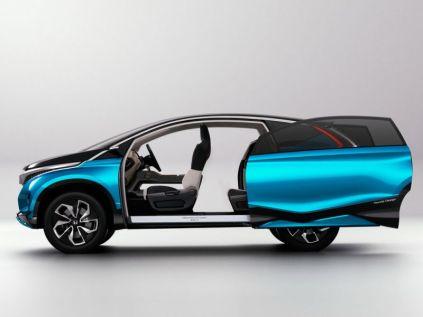 Honda Vision XS-1 Concept 2