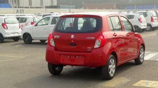 Maruti Suzuki Celerio Hatchback 4