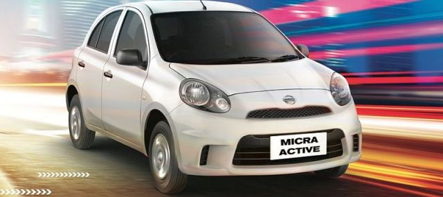 Nissan Micra Active Featured
