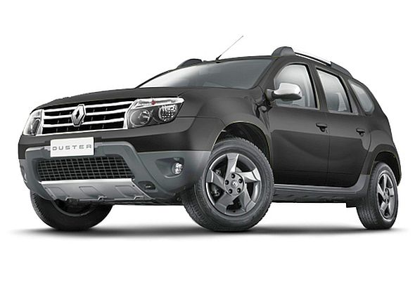 Renault Duster SUV Pic
