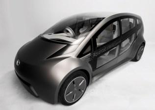 Tata ConnectNext Connected Car Concept