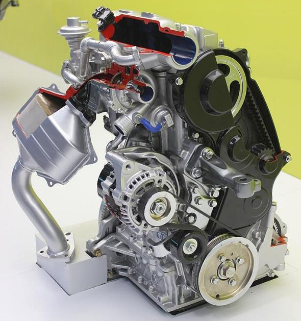 Tata Nano Turbo Diesel Engine Pic