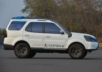 Tata Safari Storme Ladakh SUV Concept 2