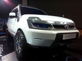 Tata Safari Storme Ladakh SUV Concept 5