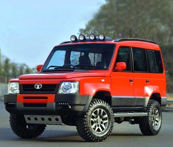 Tata Sumo Extreme SUV 4X4
