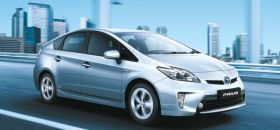 Toyota Prius Hybrid Featured