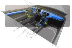 Volkswagen T-ROC SUV Concept 7