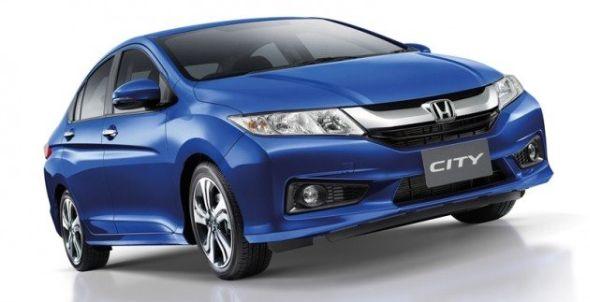 2014 Honda City Sedan Pic