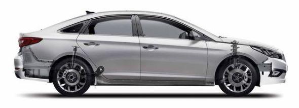 2015 Hyundai Sonata Facelift 10