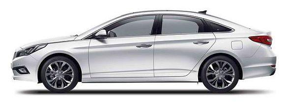 2015 Hyundai Sonata Facelift 8