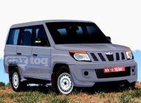 2015 U301 Mahindra Bolero MUV Render 4
