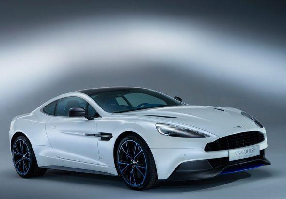 Aston Martin Vanquish 1
