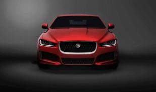 Jaguar XE Luxury Sedan Teaser 1