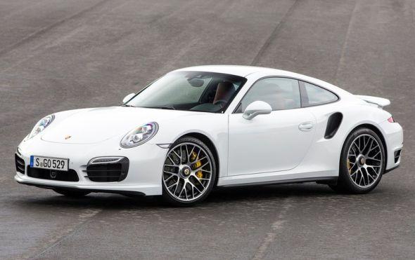 Porsche 911 Turbo S 2