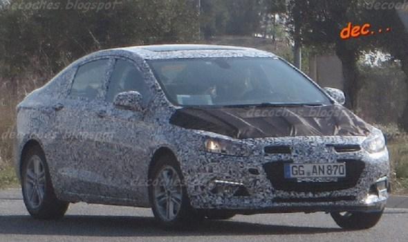 2015 Chevrolet Cruze Sedan Pic