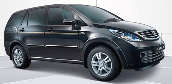 Tata Aria Facelift Image