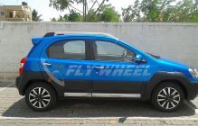 Toyota Etios Cross Spyshot 2