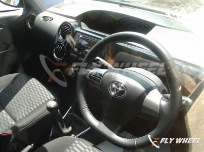 Toyota Etios Cross Spyshot 3