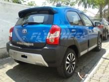 Toyota Etios Cross Spyshot 4