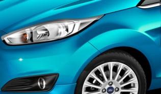 2014 Ford Fiesta Facelift Sedan 11