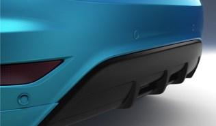 2014 Ford Fiesta Facelift Sedan 13