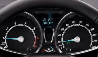 2014 Ford Fiesta Facelift Sedan 3