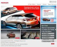 2014 Honda Mobilio MPV 4